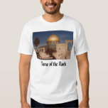 Temple Mount Jerusalem, Dome of the Rock Tshirt