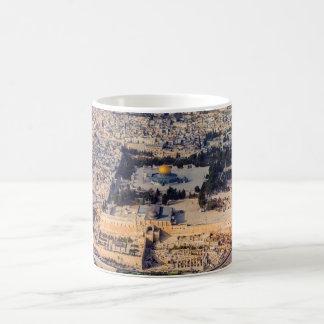 Temple Mount Old City Jerusalem Dome of the Rock Coffee Mug