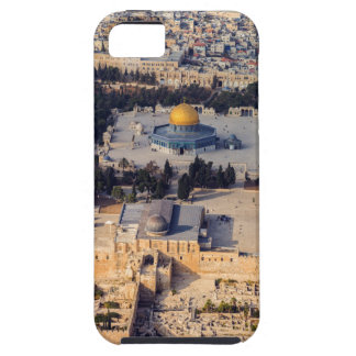 Temple Mount Old City Jerusalem Dome of the Rock iPhone SE/5/5s Case