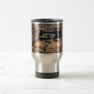 Temple Mount Old City Jerusalem Dome of the Rock Travel Mug
