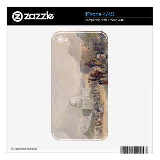 Temple of 'Ahmed Shauh', King of Afghanistan, Kand Decals For The iPhone 4S