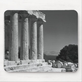 Temple of Aphaea Mouse Pad