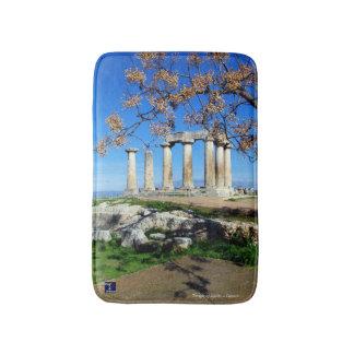 Temple of Apollo – Corinth Bath Mats