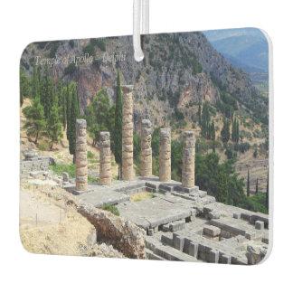 Temple of Apollo – Delphi