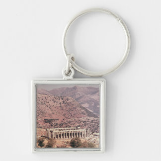 Temple of Apollo Epikourios, c.450-20 BC Keychain
