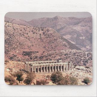 Temple of Apollo Epikourios, c.450-20 BC Mouse Pad
