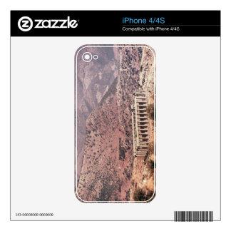 Temple of Apollo Epikourios, c.450-20 BC Skin For iPhone 4