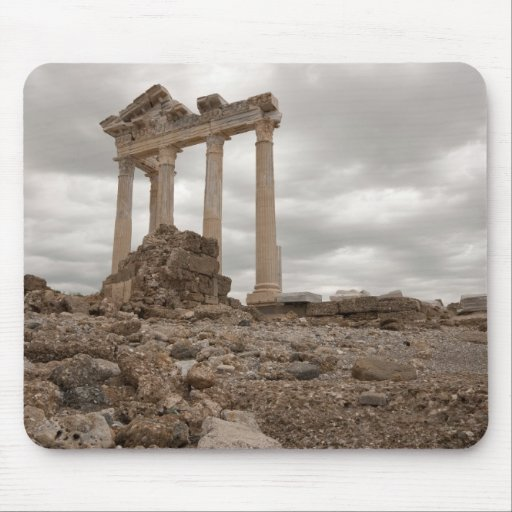 Temple of Apollo Mouse Mats