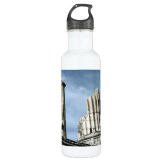 Temple Of Apollo, Turkey Water Bottle