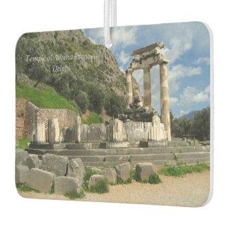 Temple of Athena Pronaea - Delphi