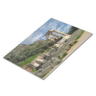 Temple of Athena Pronaea - Delphi Notepad