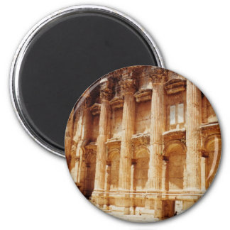Temple of Bacchus Fridge Magnets