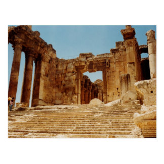 Temple of Bacchus Postcards