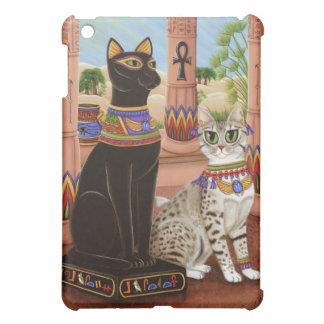 Temple of Bastet Egypt Bast Goddess Cat iPad Case