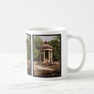 Temple of Bosco, Rome, Italy classic Photochrom Coffee Mug