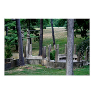 Temple of Contemplation Gallery print