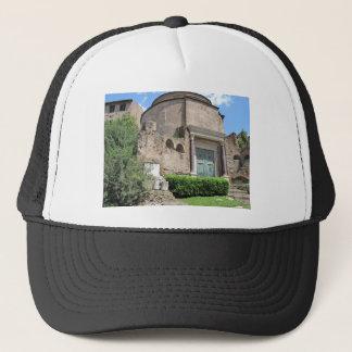 Temple of Divus Romulus -  4th century AD. Trucker Hat