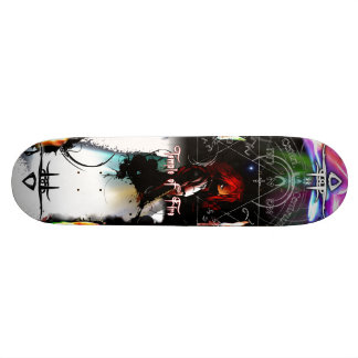 "Temple of Fire - LE 8 1/2"" (21.6cm) Skateboard"