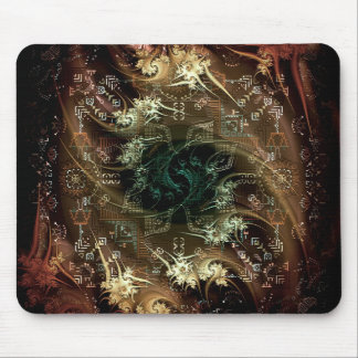 Temple of Gods Mouse Pad