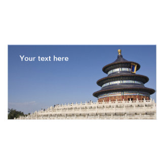 Temple of Heaven Card