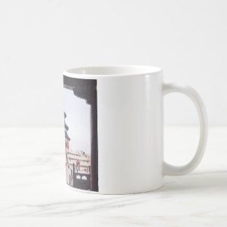 Temple Of Heaven Drawing Mugs