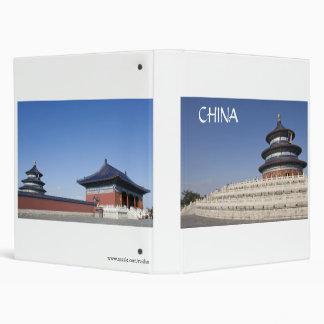 Temple of Heaven in Beijing Binder