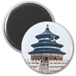 Temple of Heaven Magnets