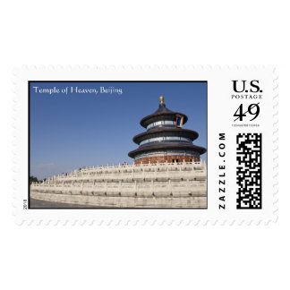 Temple of Heaven Stamps
