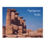 Temple of Hercules Postcard