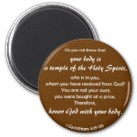 Temple of Holy Spirit Magnets