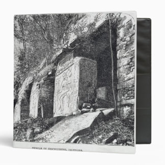 Temple of Inscriptions, Palenque Binder