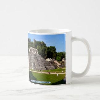Temple of Inscriptions, Palenque, Mexico Mug