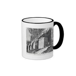 Temple of Inscriptions, Palenque Coffee Mug