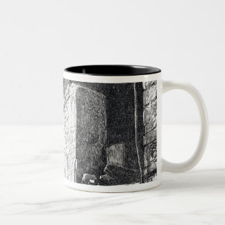 Temple of Inscriptions, Palenque Two-Tone Coffee Mug