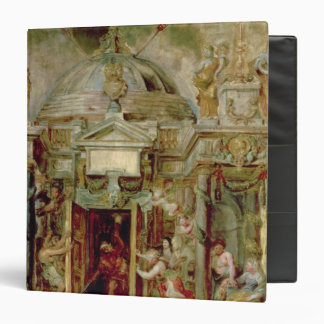 Temple of Janus, 1630s Binder