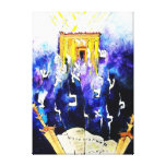 Temple of Jerusalem Gallery Wrapped Canvas