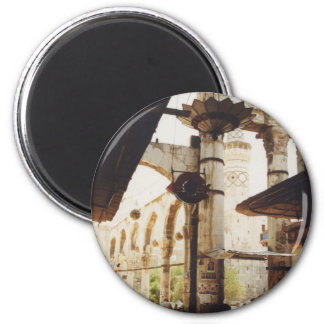 Temple of Jupiter 2 Inch Round Magnet