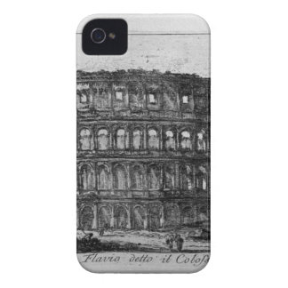 Temple of Jupiter the Thunderer and the Temple iPhone 4 Case