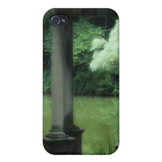Temple of Love at the Old Westbury Gardens iPhone 4/4S Covers