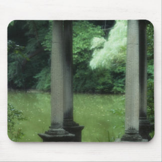 Temple of Love at the Old Westbury Gardens Mouse Pad