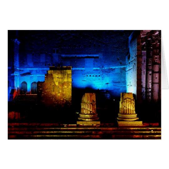 Temple of Mars Ultor Card