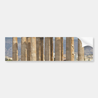 Temple of Olympian Zeus, Athens, Greece Bumper Stickers