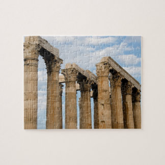 Temple of Olympian Zeus Greece Puzzle