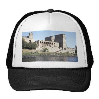 Temple of Philae Aswan, upper Egypt Desert Trucker Hat