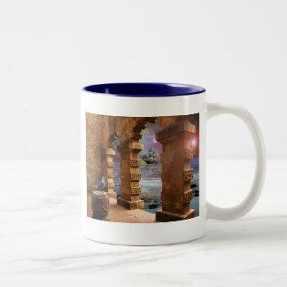 Temple of Poseidon Mug