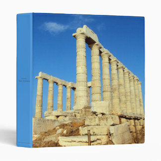 Temple of Poseidon - Sounio Binders