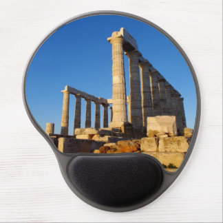 Temple of Poseidon - Sounio Gel Mouse Pad