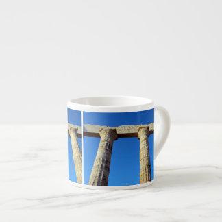 Temple of Poseidon - Sounio Espresso Mug