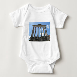 Temple of Saturn - early 4th century BC Baby Bodysuit