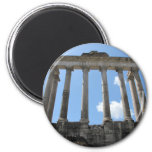 Temple of Saturn - early 4th century BC Refrigerator Magnet